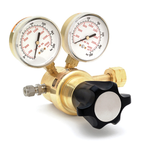 High Pressure Regulator PMS Instruments