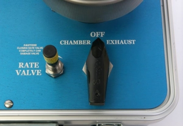 SS Control Valve Adjustment PMS Instruments