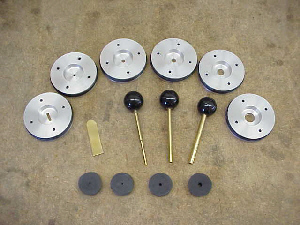 Gaskets Inserts and Tools PMS Instruments