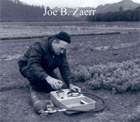 Joe B. Zaerr PMS Instruments