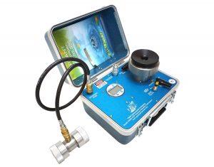 Model 1505D-EXP Moisture Stress Pressure Chamber