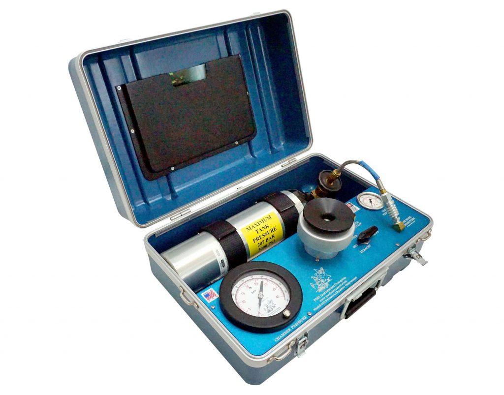 Model 615 Moisture Stress Pressure Chamber