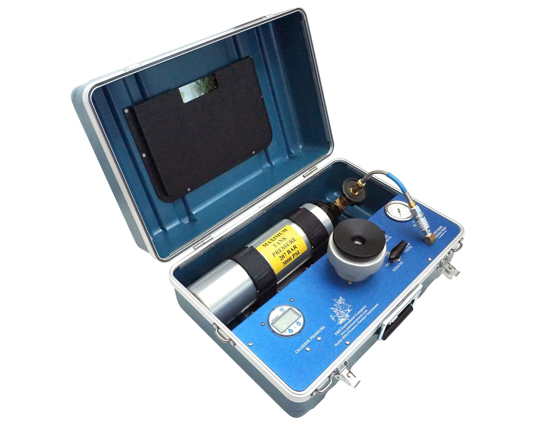 Model 615D Moisture Stress Pressure Chamber