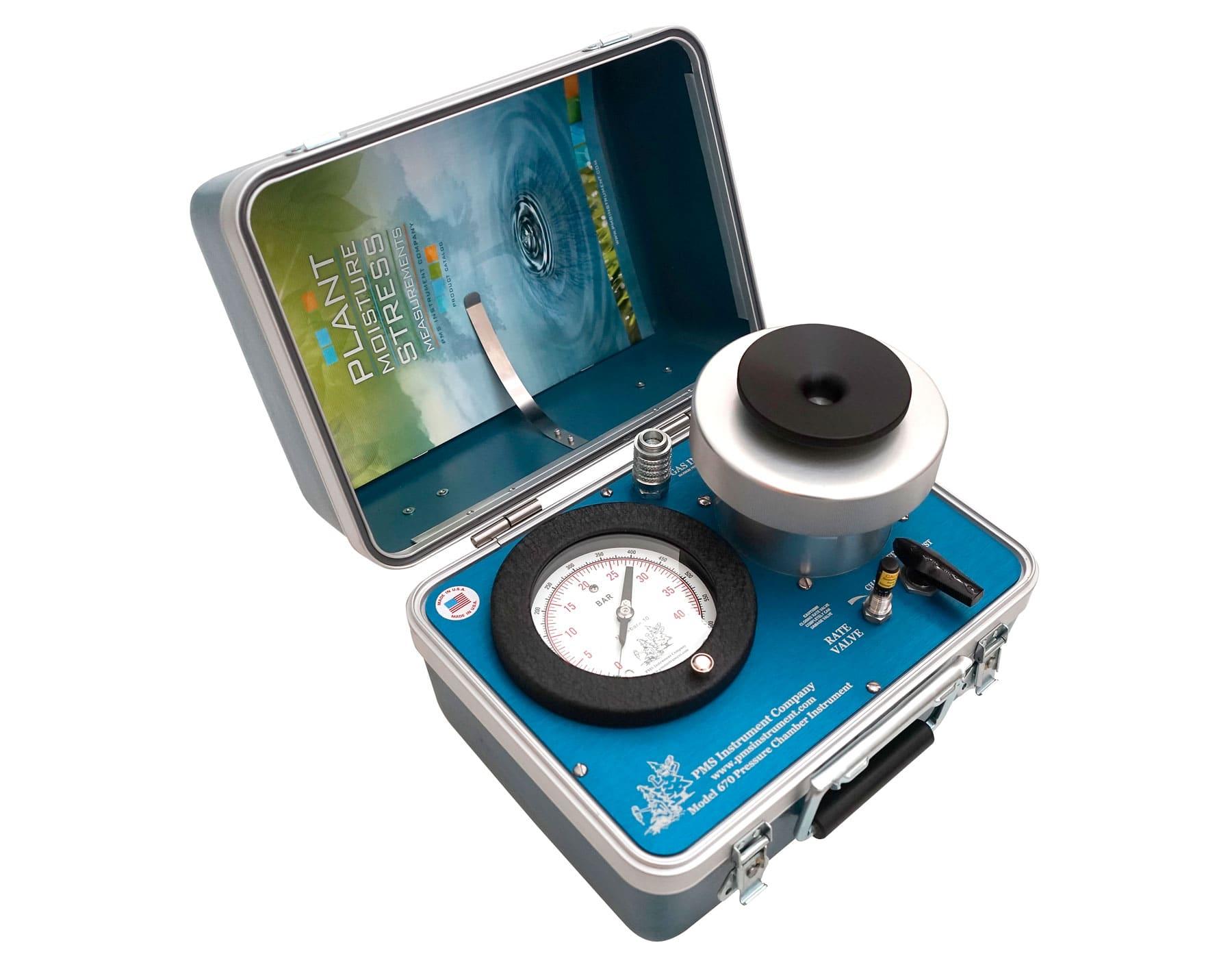 Model 670 Moisture Stress Pressure Chamber
